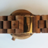 Wood Orijin Watch Back with clasp
